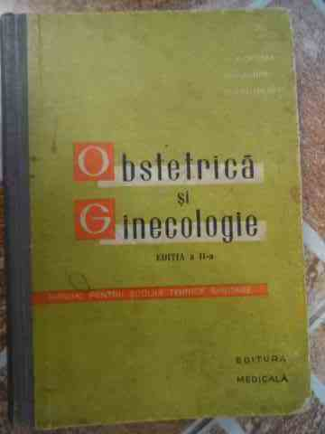 obstetrica si ginecologie                                                                            colectiv